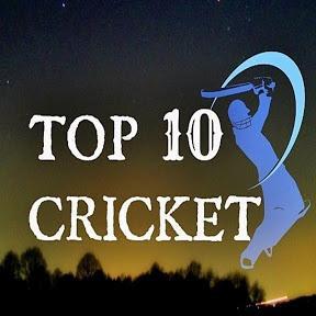 TOP10 CRICKET--