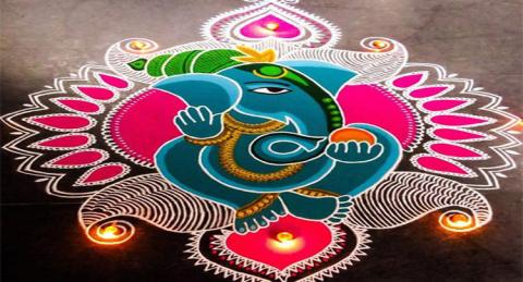 Latest & Attractive Rangoli Designs That Will Give A Festive Look To Your Home This Diwali