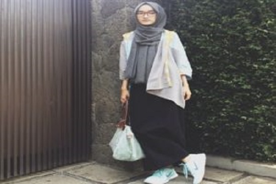Hari Puasa, Inilah Gaya Hijab yang Sedang Trend di Indonesia