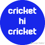 cricket hi cricket