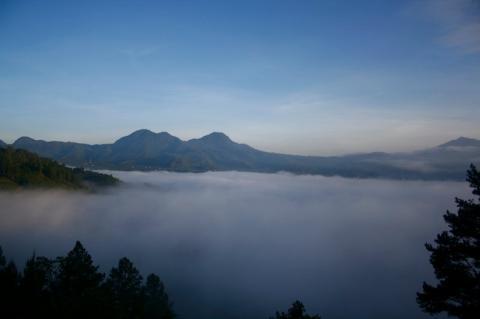 Panaroma Alam Di Negeri Diatas Awan Aceh