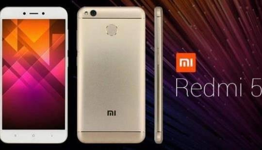 Xiaomi Redmi 5 dan Redmi 5 Plus Harga 1 jutaan