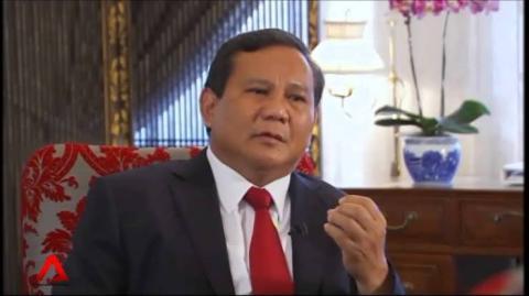 Ini Alasan Prabowo Tidak Pilih Ulama Sebagai Cawapresnya