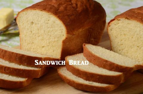 Making A Sandwich Bread at Home