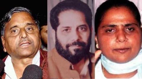 जब मायावती की इज्जत लूटने से बचाई एक ब्राह्मण ने, जानिए कौन था वह भाजपा नेता