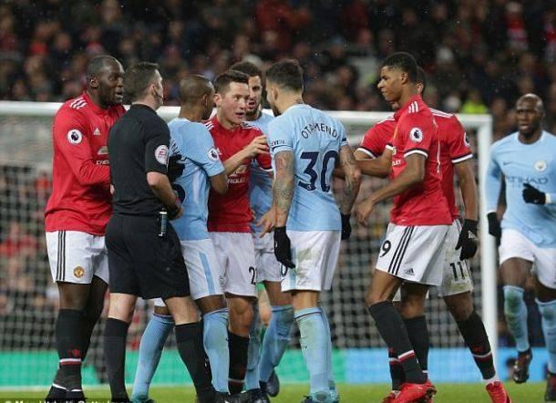 Derby Manchester Berujung Seperti Tarkam, Inilah Ucapan yang Membuat Ibra Mengamuk