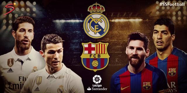 4 Kejadian Kontroversial di Laga El Clasico Real Madrid vs Barcelona