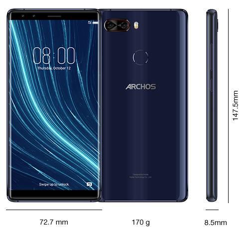 Smartphone Archos Diamond Omega RAM 8GB