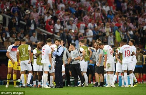 Inggris Kalah Dramatis, Kroasia Ke Final Lawan Prancis