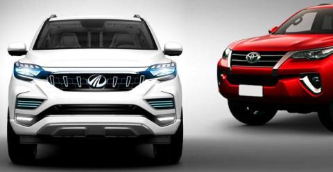 Mahindra XUV700 luxury SUV Launch Date