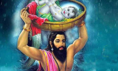 कृष्ण जन्माष्टमी पर संछिप्त में कृष्ण लीला
