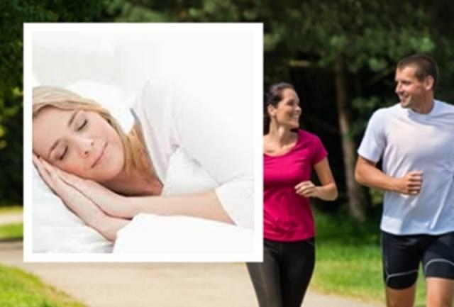 Pilih Tidur atau Olahraga agar Tubuh Tetap Sehat