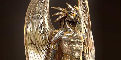 Memiliki Armor Perang, Firaun Muda yang Satu Ini Tidak Seperti yang Anda Duga