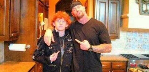 Rare Photos of WWE Superstars with their Children