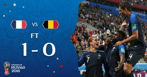 Mengejutkan! Pemain Belgia Ini Malah Menyesal Menang Lawan Brasil, Ternyata Ini Alasannya