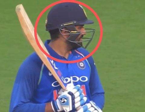 मैच के दौरान रोहित की इमानदारी देखकर कोहली भी रह गए हैरान, नहीं आया था किसी की नजर में