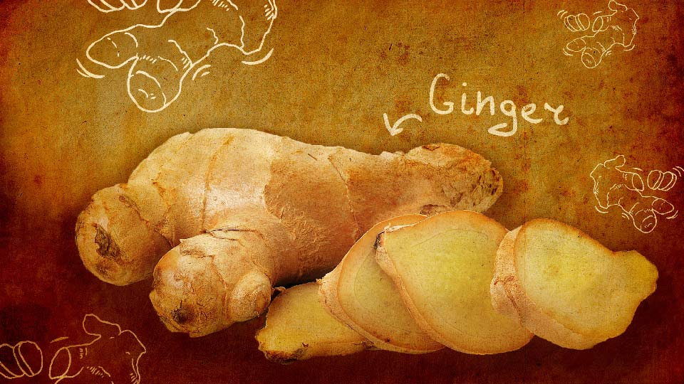 7 Reasons to add Ginger in your Diet