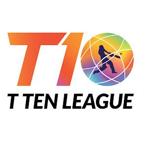T10 League Official-