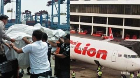 Badan Pesawat Lion Air Ditemukan