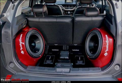 To The Boombox Slayers, Here's A Custom Tata Nexon For You!