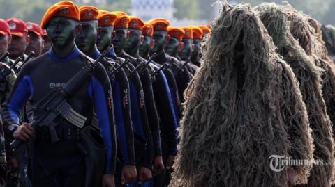 Kisah Nyata TNI Tangkap Siluman, Merinding Sampai Bulu Tengkuk Bacanya