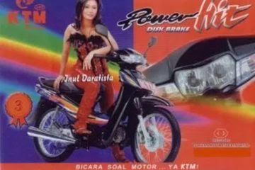 Mengenal Sepeda Motor Kloningan Yang Pernah Ada Di Indonesia