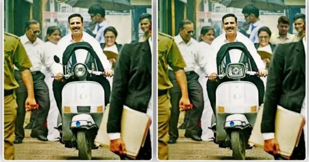 अक्षय कुमार की इस फ़ोटो में 99% सही अंतर बताने में फेल, आप भी कोशिश करे