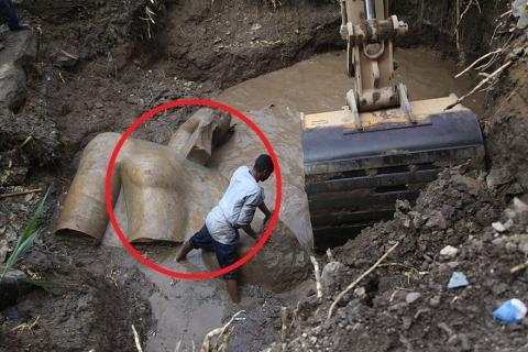 5 Penemuan Arkeolog Yang Menggemparkan Dunia, Salah Satunya Di Indonesia!