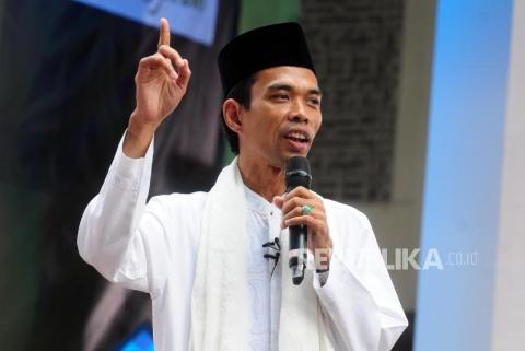 Jawaban Ustadz Abdul Somad Sangat Telak Buat Polisi