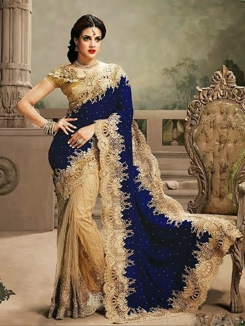 6 latest Saree for young beautiful girls and women