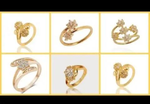 Beautiful and stylish Ring Designs for girls