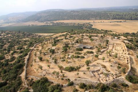 Mencengangkan, Arkeolog Temukan Istana Kerajaan Nabi Daud dan Sulaiman
