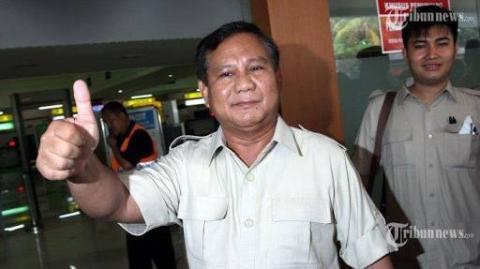 Siap-Siap Akan Terjadi di Indonesia, Bila Prabowo Menang