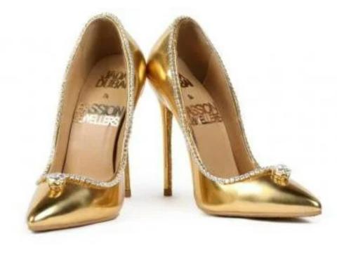 तैयार है दुनिया के सबसे महंगे जूते, इस दिन यहा होंगे लॉन्च, कीमत जानकार हैरान रह जायेंगे