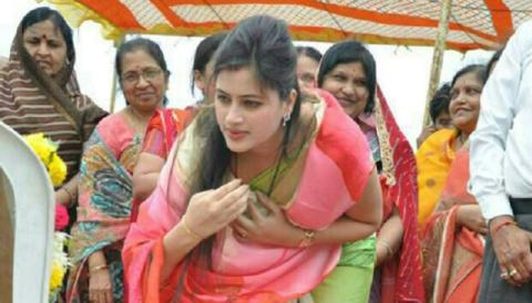 She is India's most beautiful MLA, see pictures