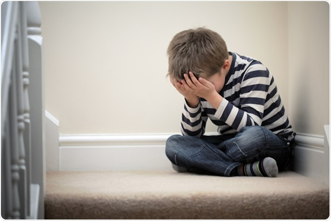 Anxiety in children should be handled carefully.
