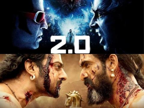 OMG! Rajinikanth's 2.0 beats the lifetime Total of Bahubali: The Beginning