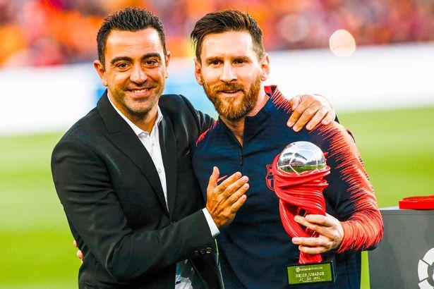Xavi Calon Wakil Presiden Olahraga Barcelona yang Akan Akhiri Karir Messi