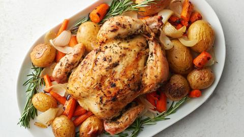 Special chicken recipe- Most delicious chicken dish for your guests.