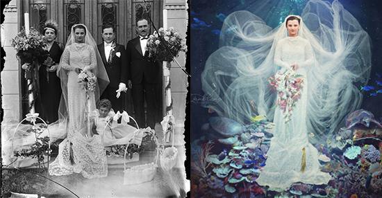Master Photoshop Ini Ubah 19 Foto Kusam Dan Rusak Jadi Tampil Keren