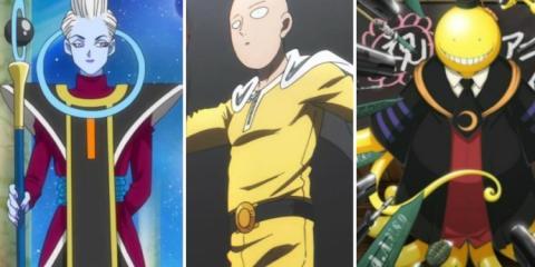 Sangat Overpower! 10 Karakter Anime yang Hampir Mustahil Untuk Dikalahkan!