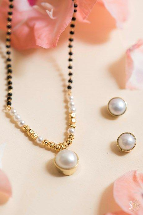 Different designs of womens Mangalsutra