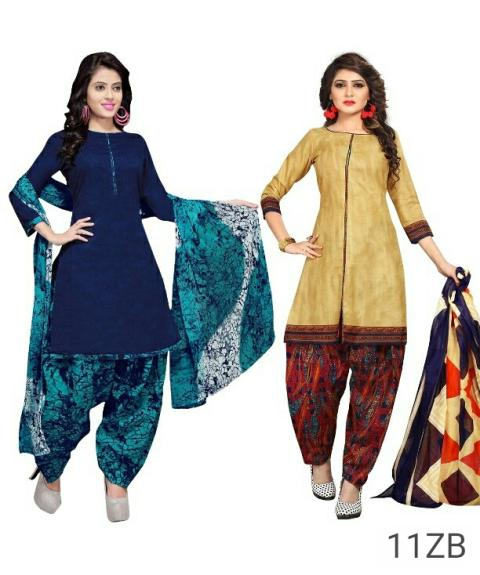 New and Beautiful Looking Regular use Patiala Suits