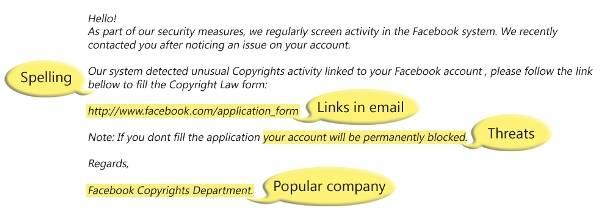 Mengidentifikasi Phishing Scam