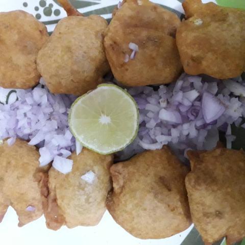 How to make Banana Bajji