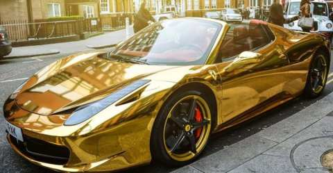 Top 3 most expensive cars in the world