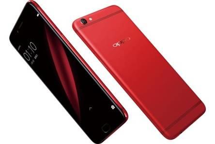 Laku Keras Smartphone Oppo F5 Full Screen RAM 6GB