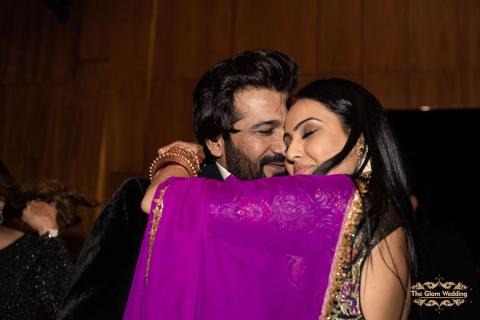 This actress became openely romantic with her second husband