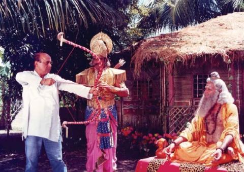 'रामायण' के शूटिंग के दौरान की ये 7 दुर्लभ तस्वीरें आपने नहीं देखी होगी
