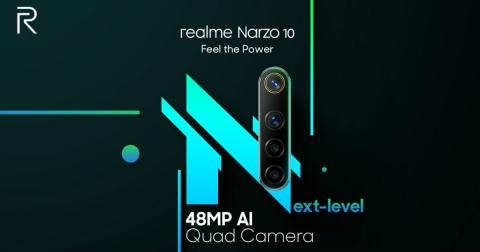OMG! Realme Narzo 10 specifications leaked before its launch